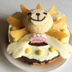 サニー号のケーキで旦那の誕生パーティー♪プレゼントは…