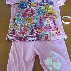 【節約してるけれど】買って良かったもの プリキュア  勇気が出る!光るパジャマ