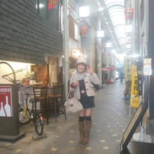 東福寺に向かう道中で女子高生の集団が…!?