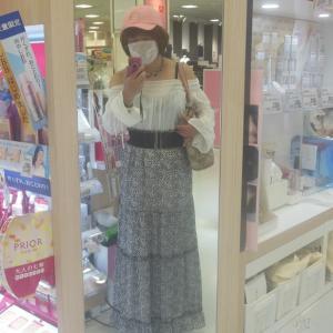 セクシーな透けブラで大阪へ出かけると…!?