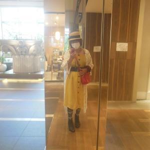 祇園祭の鉾町を黄色いワンピで散策すると…!?