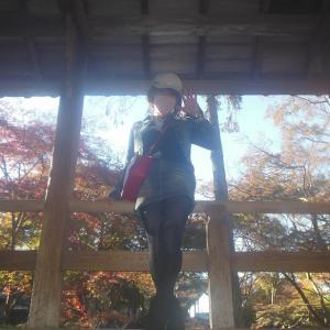 東福寺で切羽詰まって地獄を見かけたのよ…!?