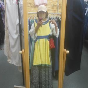 ついに出会ったかも究極のロングスカート…!?