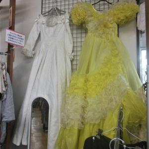 ウェディングドレスを試着してみたかったけれど…!?