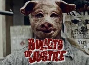 トレホ最新やり逃げ企画続報。BULLETS OF JUSTICEレッドバンドトレーラー公開