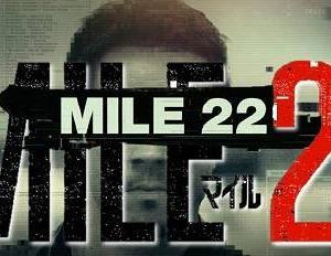 【本日の午後ローは】 マイル22 【なんちゃってノコギリ挽き】