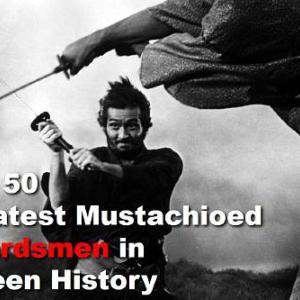 その縛りに何の意味が…。 髭の剣士50選