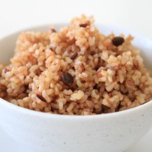【酵素玄米】炊飯器・圧力鍋を使った作り方