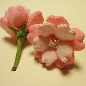八重桜 作ってみた