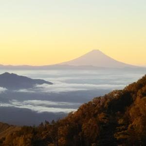 キレット小屋~赤岳~横岳三又峰~八ヶ岳高原ロッジ