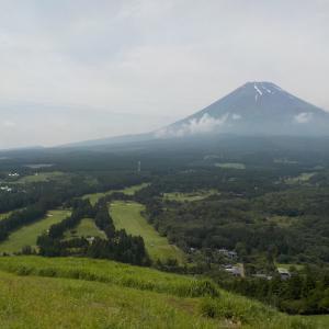 越前岳~白糸の滝~田貫湖