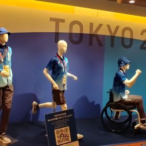 東京2020大会FieldCastユニフォーム😊