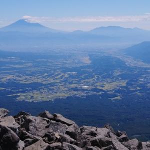 編笠山きのこ🍄登山