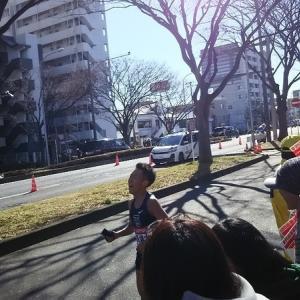 新年…箱根駅伝と川崎大師初詣