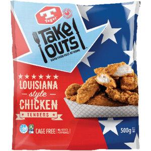 KFCみたいなチキン。