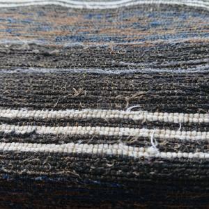 古い、古~い、裂き織り帯