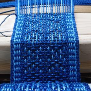 ベルト織りは奥が深い