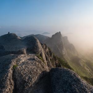 燕岳・8月上旬|コマクサと奇岩いっぱいの燕岳|中房〜燕岳〜北燕岳