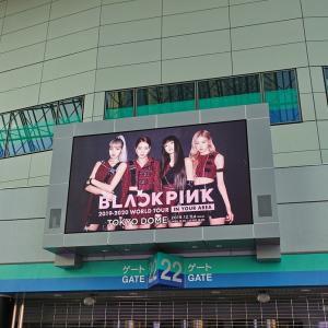 BLACKPINKワールドツアー日本公演がスタート!東京ドームに行ってきた