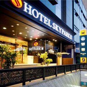 【明洞おすすめホテル】ホテルスカイパーク明洞3は便利で快適でした!