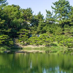 リミテッド三姉妹で行く①香川県栗林公園
