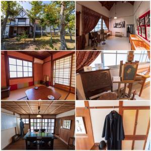 岡山の誇る絵師であり詩人である竹久夢二の生家に行って来た