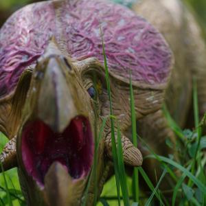 PENTAX FA77mmF1.8Limitedで撮る恐竜