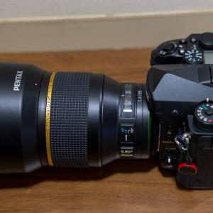 さて、今のワタクシのカメラとレンズの構成を確認してみた
