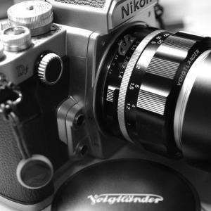 Nikon Df + Voigtlander NOKTON58mmF1.4は、まさしく万能標準レンズだ