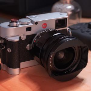 Leica M10-R + Voigtlander NOKTON21mmF1.4 VMで撮る紫陽花