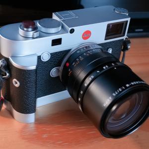 しれっと Leica アポズミクロン M75mm F2.0 ASPH. (6bit)を手に入れていたりして