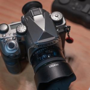 実は、しれっと HD PENTAX-FA35mmF2 を手に入れていたりして