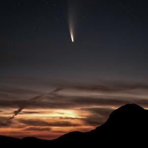 ケプラーの法則とハレー彗星