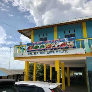 Rumah Makan Seafood Jawa Melayu
