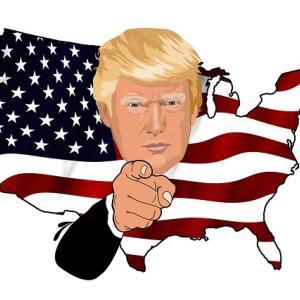 トランプ大統領が再選出来ないと株価危ないね