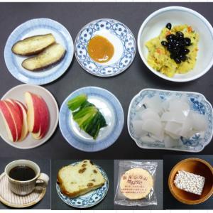 山本84歳 食事療法の記録・令和2年5月23日の食事
