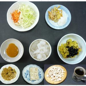 山本84歳・食事療法の記録・令和2年5月24日の食事