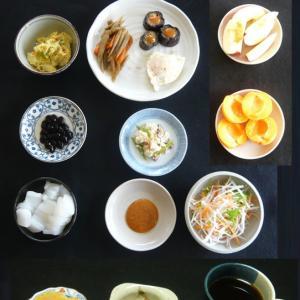 山本84歳・食事療法の記録・令和2年7月4日の食事