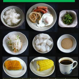 山本84歳・食事療法の記録・令和2年9月14日の食事