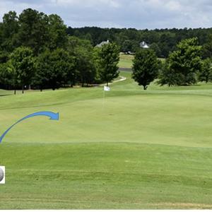 ゴルフアプローチの距離感は寄せのイメージ作りから始まる