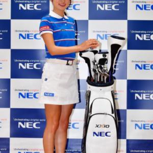 2020年女子ゴルフ注目の安田優香プロの成績・経歴やスイングをまとめてみた