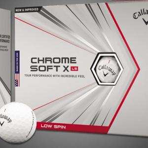 2021年新作キャロウェイクロムソフトX LSボールの特徴を徹底解説
