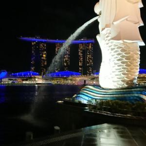 世界競争力第一位、経済大国シンガポールに旅行してきた。(前半)