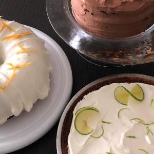 マンゴーココナッツキャロットケーキ