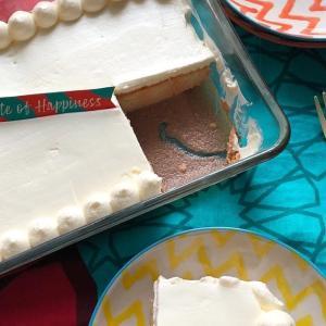 タイティーのトレスレチェ・ケーキ