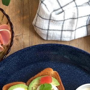 アボカドと卵のスパイシーマヨソーストースト