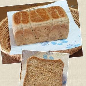 マルチグレインの食パン