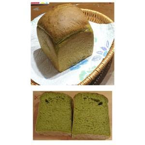 試作の食パン
