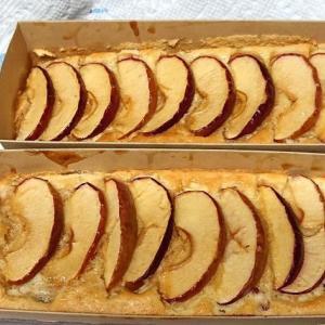 りんごのケーキ リベンジ
