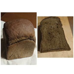 台風対策でパン